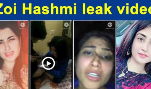 Zoi Hashmi Leaked Video | Zoi Hashmi viral leak video download | Zoi Hashmi viral video