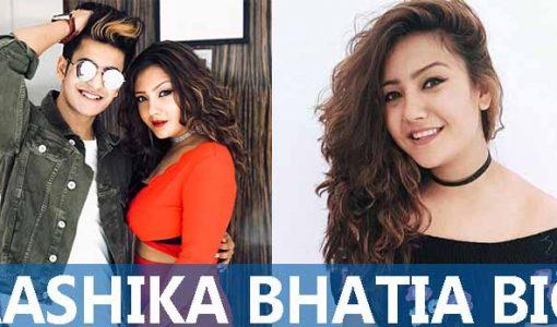 Aashika Bhatia (Actress) Age, Boyfriend, Family, Biography