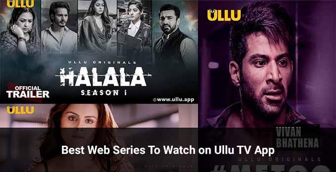Top 10 Best Ullu Web Series: Ullu Web Series Watch Online